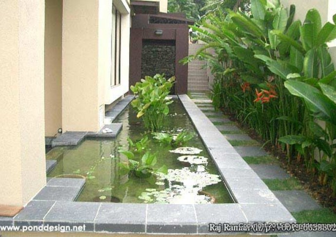 Koi pond malaysia fountain design trading for Koi fish pond design in malaysia