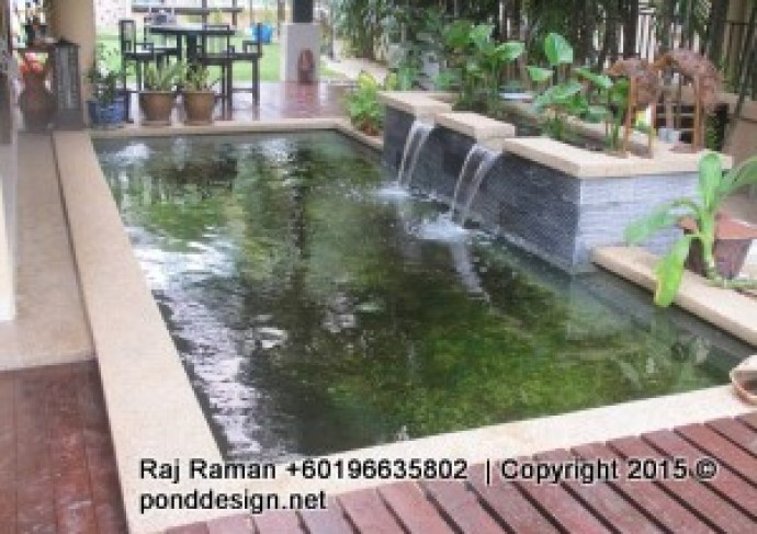 Koi pond design fountain design trading for Koi pond filter design