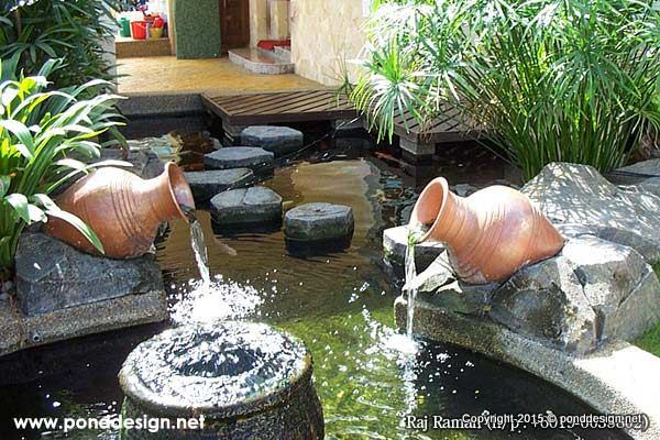 Fountain design trading tropic garden stones sdn bhd for Garden pond specialists