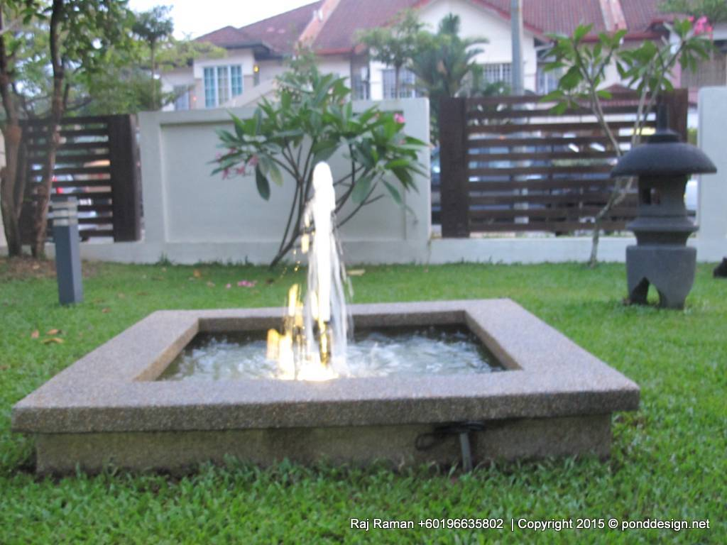 Koi pond design fountain design trading for Koi fish pond design in malaysia